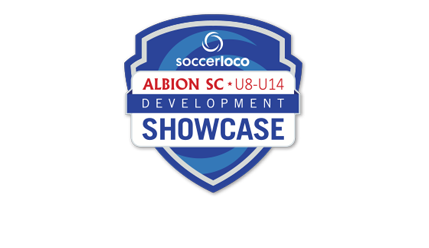 Albion SC - U7-U10 Development Showcase